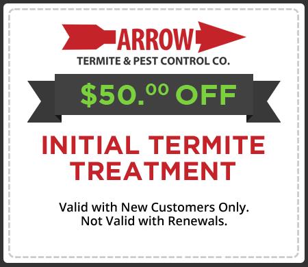 Termite Control Coupon
