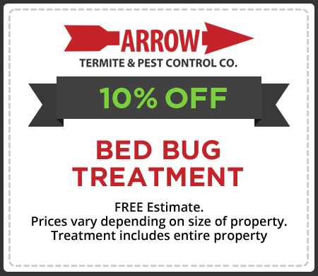 Bed Bug Control Coupon