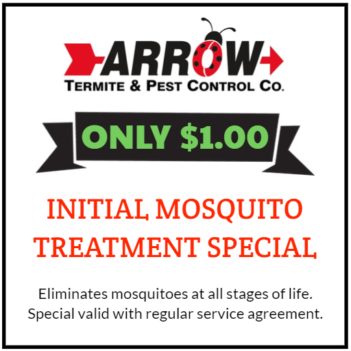Mosquito Control Coupon